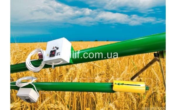 Погрузчик зерновой шнековый 6 м (380 В)