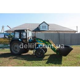 Навантажувач КУН на трактор ЮМЗ - Dellif Base 1600