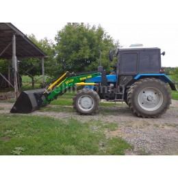 Швидкознімний навантажувач на трактор Т-40 - Делліф Стронг 1800