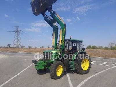 Трактор John Deere 6110 В (Джон Дир)