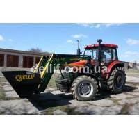 Трактор YTO-Х 1204 (юто) : отзывы и обзор