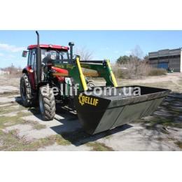 Dellif Super Strong 2000 на YTO LX 954
