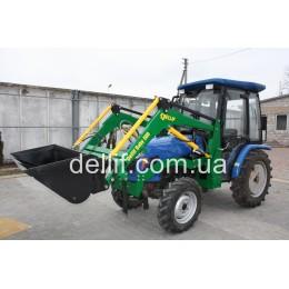 Навантажувач КУН на трактор ДВ 404 (DW 404) - Dellif Baby 500