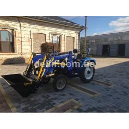 Навантажувач КУН на трактор ДТЗ 240.4 - Делліф Бейби 500