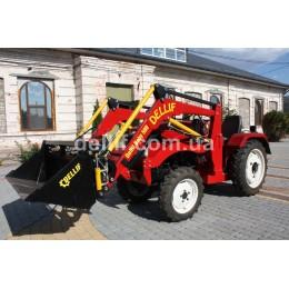 Погрузчик КУН на трактор Синтай 244 (Xingtai 244) - Dellif Baby 500