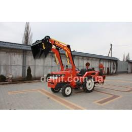 Погрузчик КУН на мини-трактор Kubota GL 19 - Baby 500