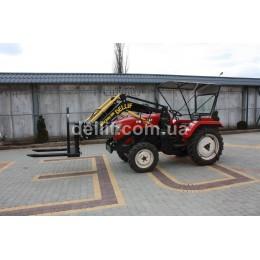 Фронтальный Погрузчик КУН на трактор DW 244 (DW 404) - Деллиф Бейби 500