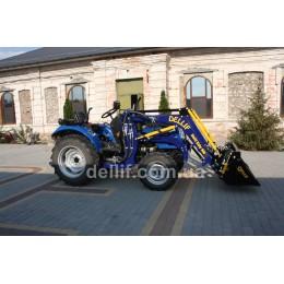 Навантажувач КУН на трактор Dong Feng 244 G2 - Dellif Baby 500