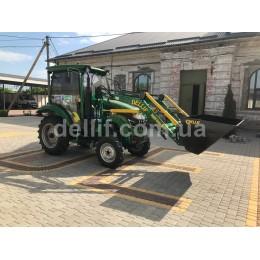 Навантажувач КУН на трактор КАТА КЕ 504 - Dellif Baby 800