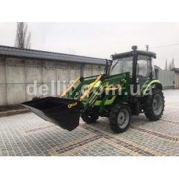 Навантажувач КУН на трактор Zoomlion 504 (Чері) - Бейбі 800