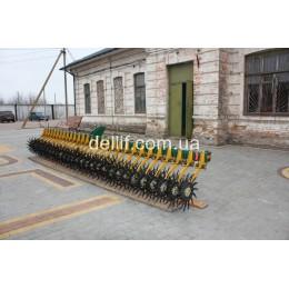 Борона ротационная Белла 3 метра (15 рабочих органов)