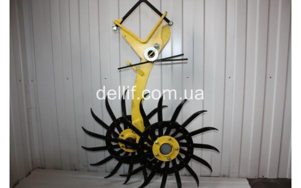 Борона ротационная мотыга Белла 6 метров (29 рабочих органов)