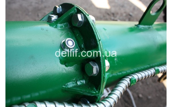 Погрузчик зерновой шнековый  8 м - 219 мм