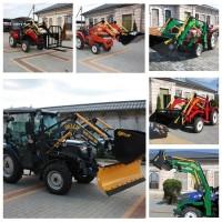 Какой купить мини-трактор в Украине? Краткий обзор Jinma 3244