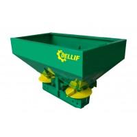 Разбрасыватель минеральных удобрений «Деллиф», как метод повышения урожайности.